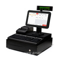 All in one Pos System Supermarket Cash Register