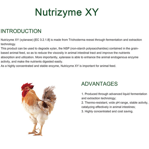 Sunson xylanase for feed