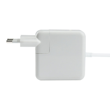 45W T Connector EU Plug Macbook AC Adapter