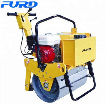 Walk-behind Manual Asphalt Roller Compactor with Vibration Drum (FYL-D600)