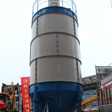 Portable Small bolted construction 50 ton cement silo