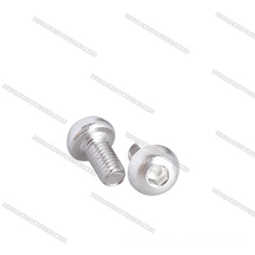 Customized anodized aluminium screw