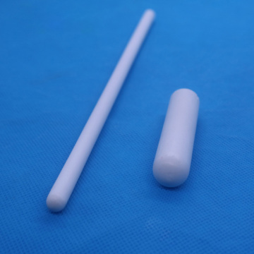 Customized One End Closed Zirconia Thermocouple Ceramic Tube