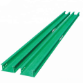 High strength fiberglass cable tray for tunnels
