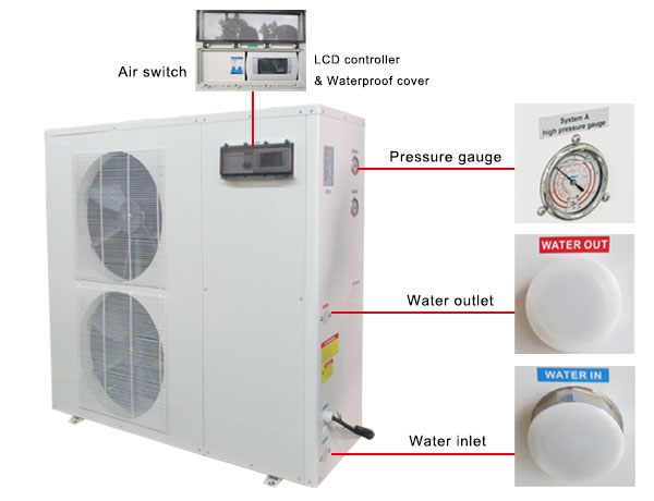 Heat Pump Inverter Air Conditioner