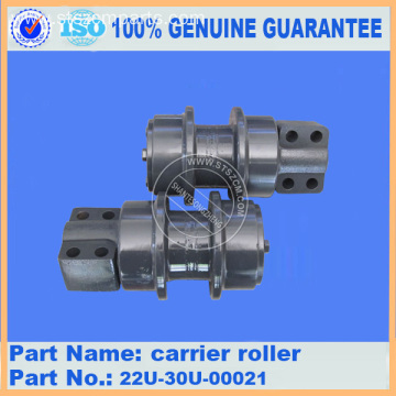 PC220-7 pc200-6 pc160lc-7 carrier roller 22U-30-00021