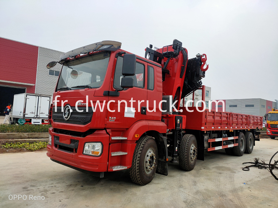 folding crane truck for sale