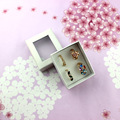 Jewelry earring box ring box