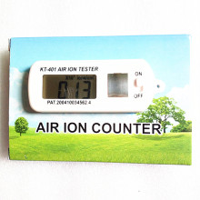KT-401 AIR Aeroanion Tester ion meter aeroanion detector Negative oxygen ions anion concentration detecto Auto Air Purifier