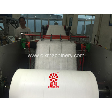 FFP1 // FFP2 / FFP3 Meltblown Nonwoven Fabric Alang sa Bacterial