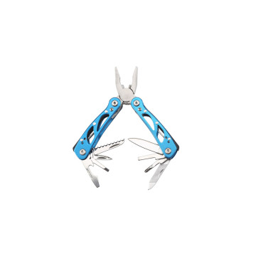 Back hand Aluminum Handle Mini Camping Pliers