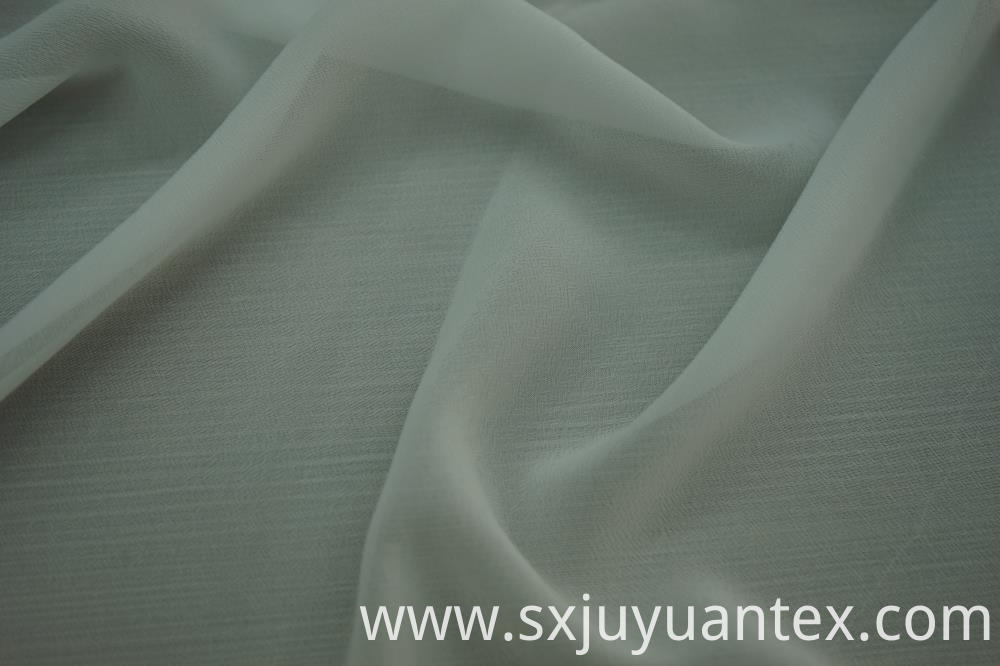 Polyester Wave Crepe Fabric