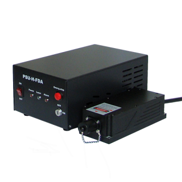 Single Frequency Narrow Linewidth Laser
