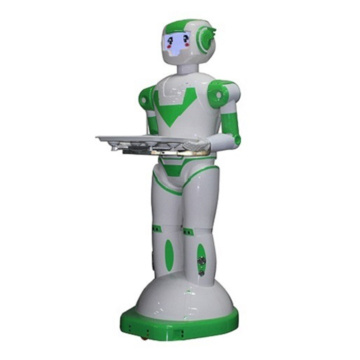 Restaurant Service Dish Delivery Robot Humanoid Robot Waiter