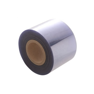 Normal clear PVC film for bags and packing