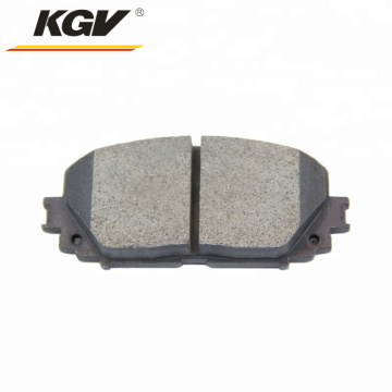 Car Parts Ceramic Brake Pad for Toyota Yaris