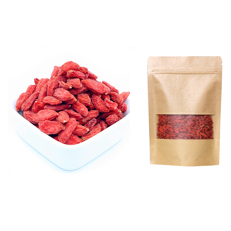 Natural Larger and Juicier Dried Goji Berries
