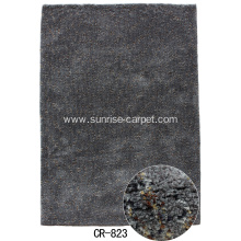 Microfiber Shagy floor carpet for home decoration