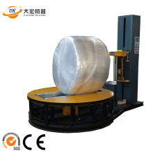 automatic paper roll stretch wrapping machine factory