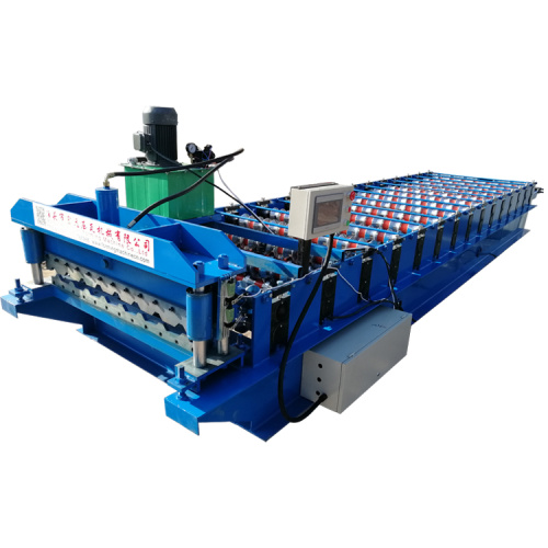 High Quality IBR Profile Roofing Sheet Making Machine