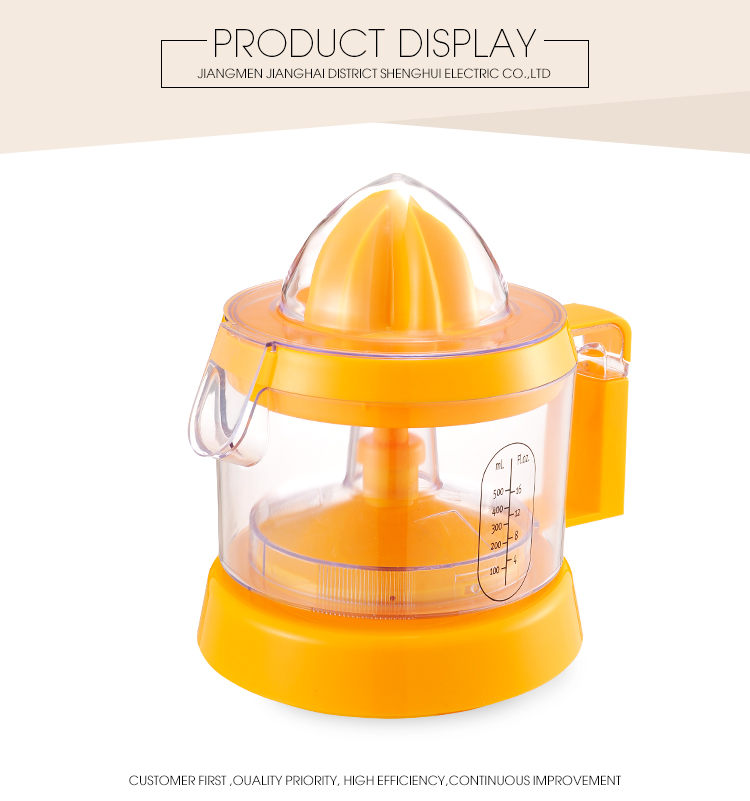 Small Citrus Powerful Household Juicer On Sale