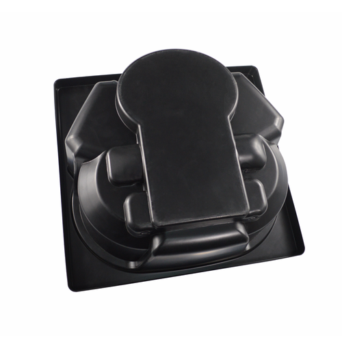car spare parts packaging vacuum forming tray