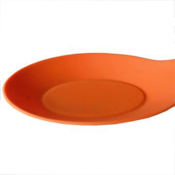 silicone spoon mat holder