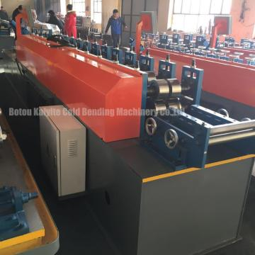 Ceiling U Channel Roll Forming Machinery
