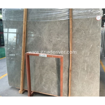 Dora Cloud Grey Dogo Marble Slab Tiles