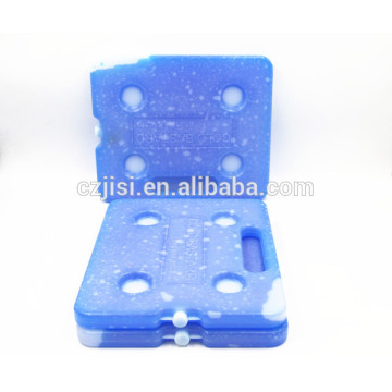 Freezer plastic ice block large rechargeable ice pack