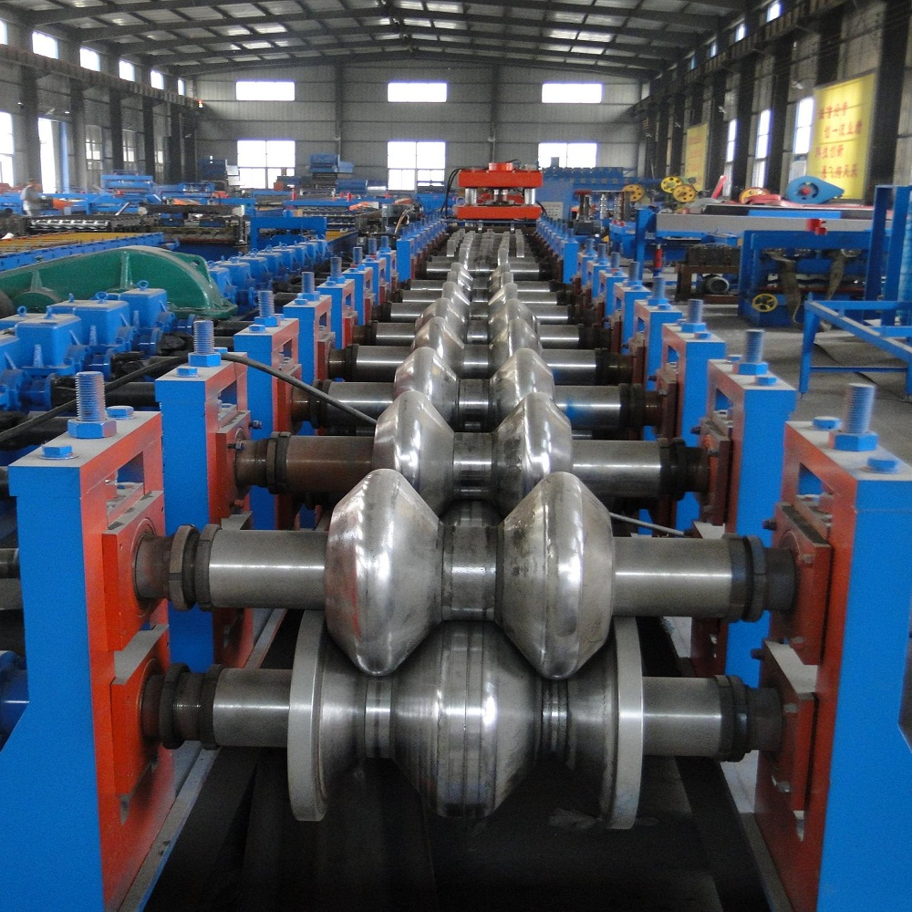 roll forming for Road Barrier & Guardrail Making Machine