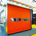 Self-adhesive PVC Roller Self Shutter High Speed ​​Door