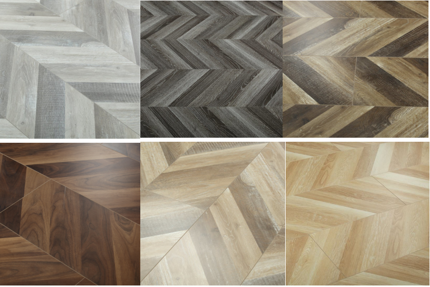 laminate wood herringbone flooring more color