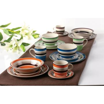 Low price promotion dinner plates bowls