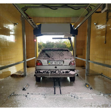 Automatic car wash equipment manufacturers Leisuwash