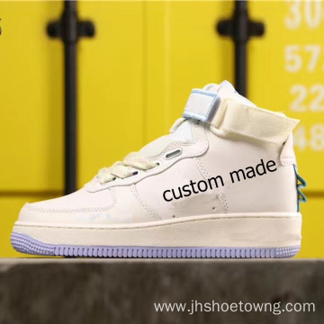 Men's jogging shoes custom coach shoes