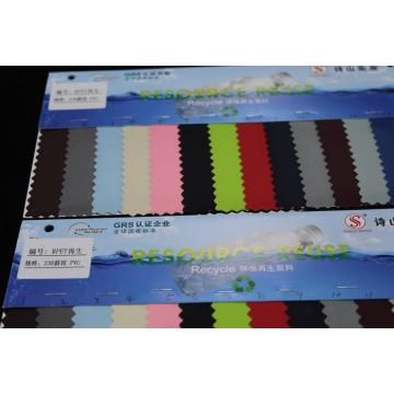 Factory Direct Sale 230 Twill PVC Fabric