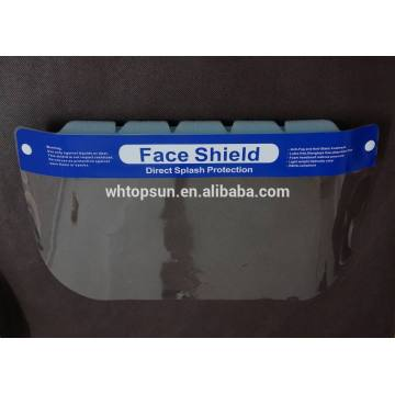 Safety medical face shield