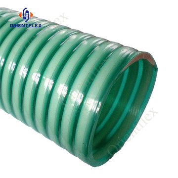 green 8 water suction hose discharge