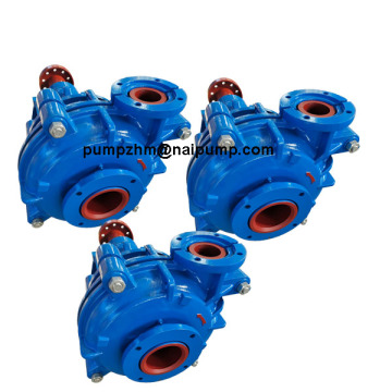 F6147 impeller slurry pumps