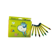 36 colors Graffiti painting brush crayon