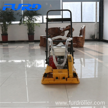 Cheap Price Gasoline Vibrating Plate Compactor Machine For Asphalt
