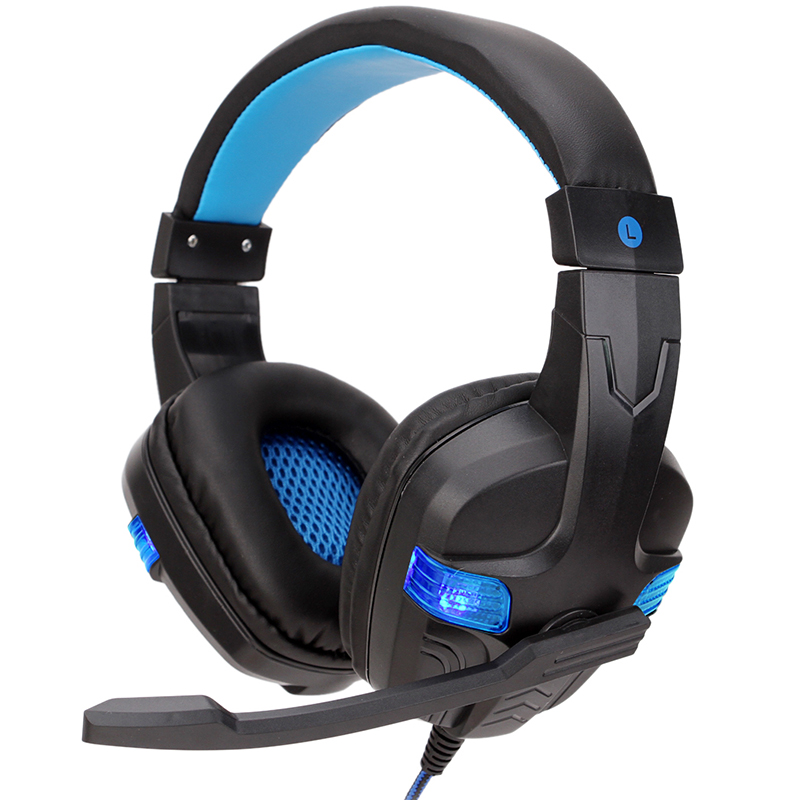 Wholesale Best Bass Stereo Virtual Reality Gaming Headsets