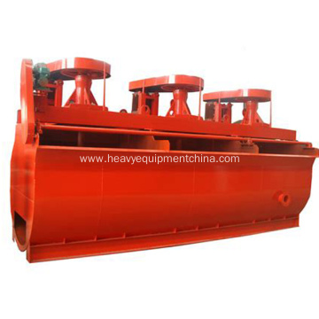 Various Types of Flotation Machines For Ore Dressing