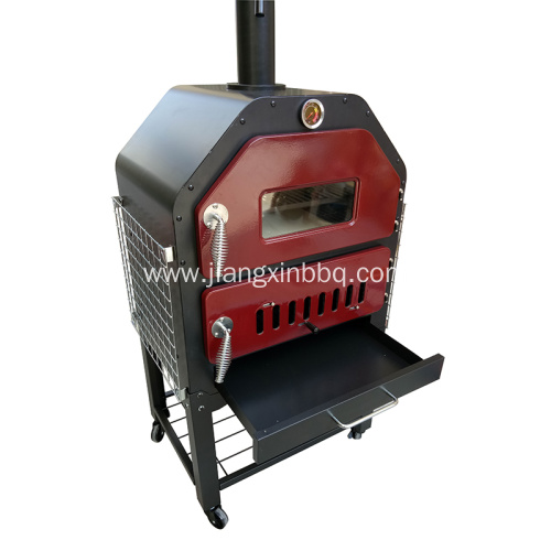 Deluxe Pizza Oven With Window