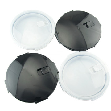 Round Shaped Silicone Bento Lunch Box
