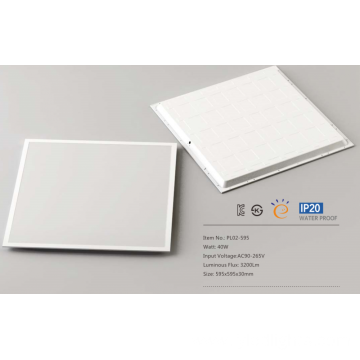 Square Ceiling Recessed LED Panel Light