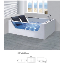 Free Standing Bathroom Massage Whirlpool Bathtub Bath Tub
