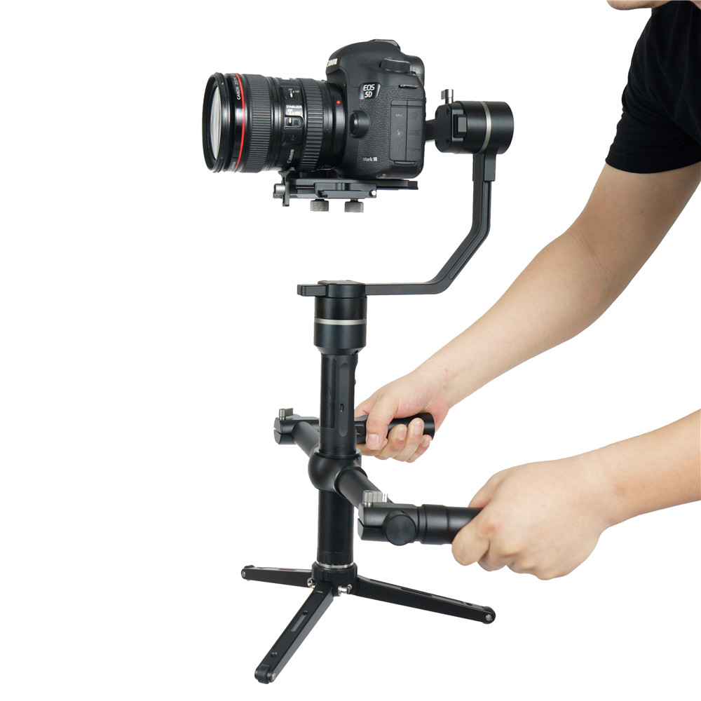High quality  dslr/mirrorless 3-axis gimbal