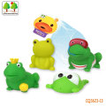 CQS623-13 CQS soft water spray frog 4PCS